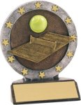All-Star Resin Trophy -Tennis All Trophy Awards