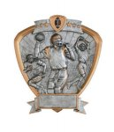 Signature Series Football Shield Award All Trophy Awards