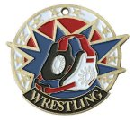 USA Sport Wrestling Medals All Trophy Awards