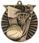 Victory Medal - Basketball Basketball Medals