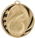 Midnite Star Medal   Cheerleading Trophy Awards