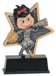 LittlePals - Cheerleader Cheerleading Trophy Awards