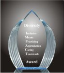 Elegance Acrylic Award Executive Acrylic Awards