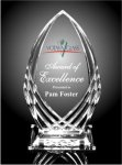 Crystal Cut Acrylic Award Executive Gift Awards