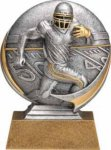 Football - Motion Extreme Resin Football Resin Awards