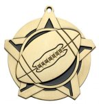 Super Star Medal - Football Football Trophy Awards