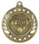Galaxy Medal  Golf Awards