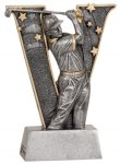 V Series Resin - Golf Golf Awards