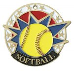 USA Sport Softball Medals Medals