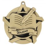 Super Star Medal - Writing Medals
