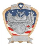 Signature Series Army Shield Award Patriotic Awards