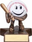 Baseball - Lil' Buddy Resin Resin Awards