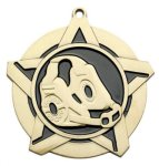 Super Star Medal - Wrestling Super Star Medal