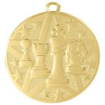 Superstar Bright Medal - Chess SuperStar Bright Medal