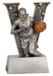 V Series Resin - Basketball Female V Series Resin