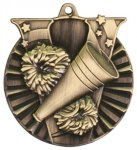 Victory Medal - Cheer Victory Medallion Awards